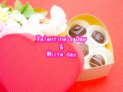 Valentine's Day&White day