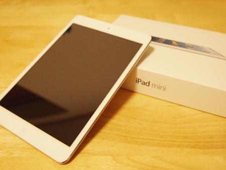 iPad mini!