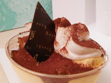 ショコラティラミス的なケーキ!