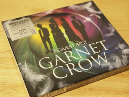 [:N]GARNET CROWの未発表曲を含む、リクエストアルバムCDとラストライブDVDが同時リリース!