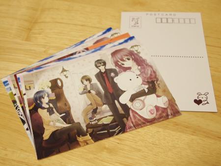 ざくろさんのポストカード