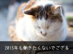 [:N]2015年あけてましたおめでとうございます
